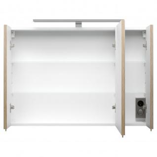 Posseik Spiegelschrank Schrank 17x90x62cm