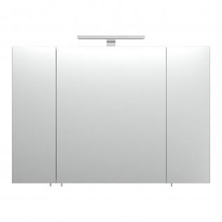 Posseik Badezimmer Badmöbel Spiegelschrank 17x90x62cm