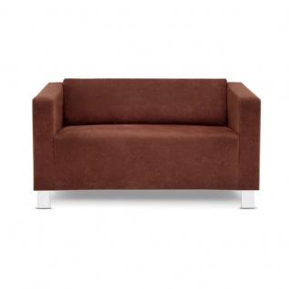 Lounger 2-Sitzer Sofa Atelier hoher Sitzkomfort