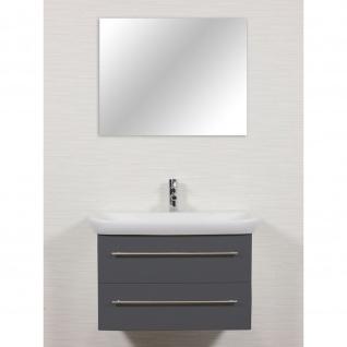 Posseik Waschbecken und Unterschrank 42x80x45cm