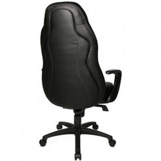 Chefsessel Speed Chair aus Kunstleder grau