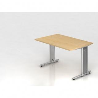 Büro Schreibtisch 120x80 cm Modell NS12