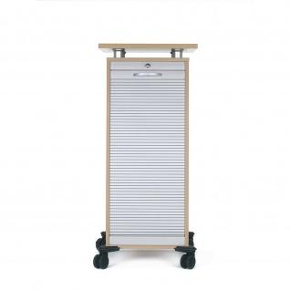 Gera Büro Rollwagen Caddy mit Hängeregistraturauszug - Vorschau 2