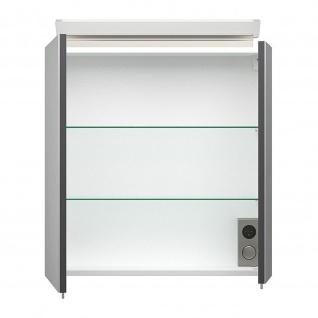 Posseik Schrank Spiegelschrank 17x60x62cm