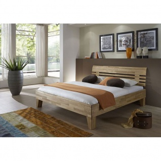 Modernes Einzelbett Doppelbett Massivholz Dahlia Spring 333.43