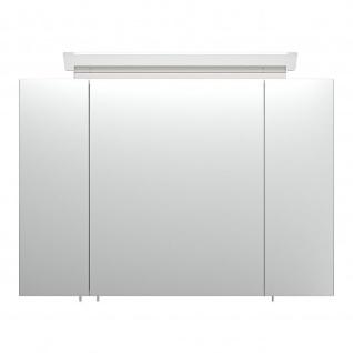 Posseik Schrank Spiegelschrank 17x90x62cm