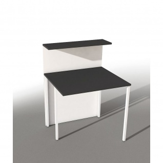 Kerkmann Erweiterungselement für Design-Theken Kompakt-Theken CENTO (B)1000x(T)800x(H)1100mm