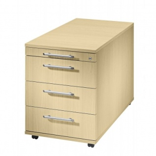 Büro Rollcontainer Aktencontainer Modell TC30 abschließbar