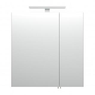 Posseik Badezimmer Badmöbel Spiegelschrank 17x60x62cm