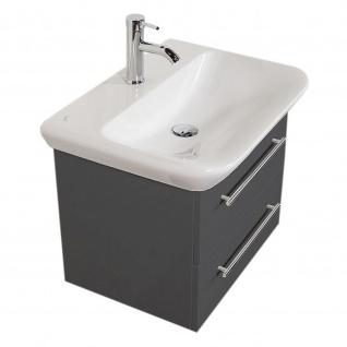 Posseik Waschbecken und Unterschrank