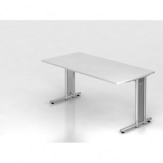Büro Schreibtisch 160x80 cm Modell NS16