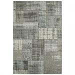 Teppich Wohnteppich Patchwork-Optik My Gascoyne 1080, silbergrau
