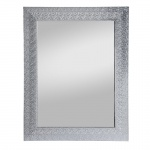 Rahmenspiegel Rosi, silber, 55 x 70 cm