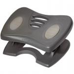 Fußstütze NYMPHEA, ergonomisch, höhenverstellbar, Farbe: anthrazit