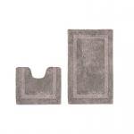 Badteppich Teppich My Cowal 4010, taupe, handgefertigt