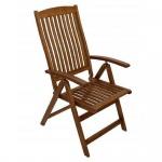 Klappsessel Gartensessel Sessel verstellbar