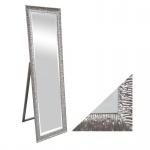 Standspiegel Spiegel Zora 50x170 cm chromfarben