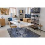 Esstisch Tisch Seattle 180/200 x 90/100 cm, Acrylglasgestell