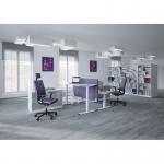 Sitz-Stehtisch Schreibtisch Bürotisch eModel T:1000 mm elektr. Höhenverstellung Memoryfunktion