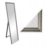 Standspiegel Spiegel Lisa 34x160 cm silber