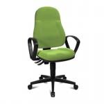 Bürodrehstuhl Wellpoint 10 hohe Rückenlehne Neigung verstellbar