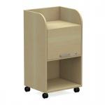 Büro Rollwagen Caddy H:1030 mm inkl.Rollen