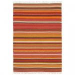 Teppich Wohnteppich Wollteppich My Kilauea 3080, 100% Wolle, handgefertigt, terrakotta