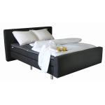 Design Boxspingbett Box03 in verschiedenen Größen inkl. Matratze und Pillowtop Stoffgruppe 1