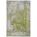 Teppich Wohnteppich My Mersey 1152, Vintage-Look, grün