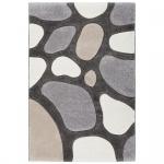Teppich Wohnteppich My Mooi 1141, Stone, taupe