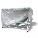 Abdeckhaube für Hollywoodschaukel 4 Sitzer, 250x150x160cm