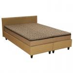 Design Boxspringbett Box01 in verschiedenen Größen inkl. Matratze und Pillowtop Stoffgruppe 1