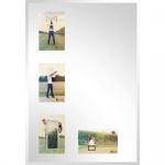 Spiegel Bildspiegel Picture 45x65 cm incl. Aufhänger