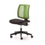 Bürodrehstuhl Drehstuhl LadyLike 2232 grün