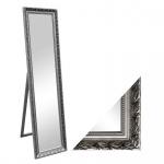 Standspiegel Spiegel Pius 40x160 cm silber