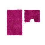 Badteppich Teppich My Corella 4020, pink, getufted