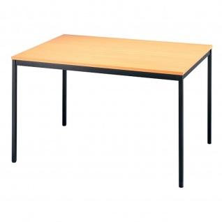 Konferenztisch Meeting V Modell VS12 120x80 cm