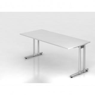 Büro Schreibtisch 180x80 cm Modell NS19