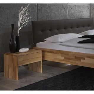 Moderner Nachttisch Nachtkonsole Massivholz Daisy 960.66