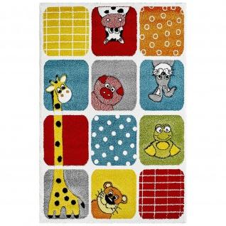 Teppich Kinderteppich My Athabasca Kids 2001 Multicolor