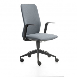 Kastel Drehstuhl Bürodrehstuhl Chefsessel Kappa drehbar und höhenverstellbar
