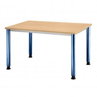 Büro Schreibtisch 120x80 cm Modell HS12