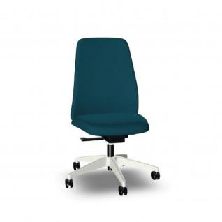 Interstuhl Bürodrehstuhl Dehrstuhl EVERYis1 Sitz mittelhoch und Rücken gepolstert