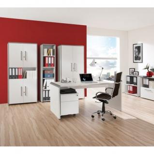 Büro Schreibtisch Modus 160 x 80 x 75 cm Wangengestell
