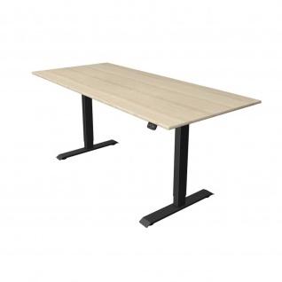 Kerkmann Schreibtisch Sitz- /Stehtisch Move 1 anthrazit 180x80x74-123 cm in verschiedenen Farben