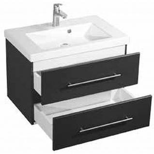 Badmöbel Badezimmer Waschbecken Waschplatz Aurora