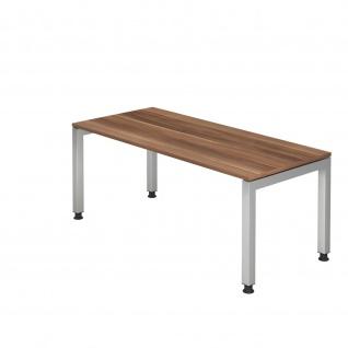Büro Schreibtisch 180x80 cm Modell JS19 stufenlos höheneinstellbar