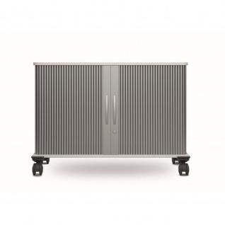 Gera Querrollladenschrank Rollladenschrank Aktenschrank 1, 5 OH inkl.Rollen B:1000mm