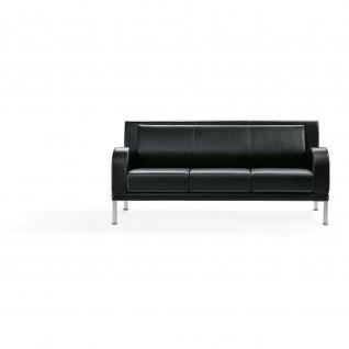 Design Sofa Lounger Kristall 3 Sitzer