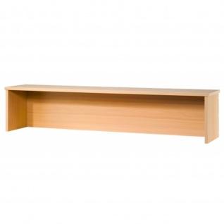 Büro Schreibtisch Thekenaufsatz Modell WB16